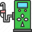 ecology, energy, environment, fuel, oil, petrol, pump icon