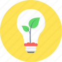 bulb, electric, energy, light, power, saving icon