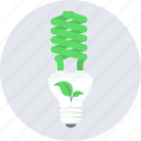 bulb, energy, light, lightning, renewable icon