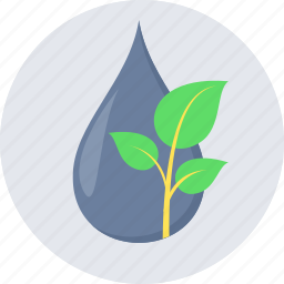 hydroenergy, water icon