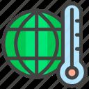 ecology, global, warming, world