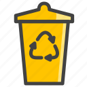 delete, ecology, recycle, trash
