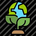 earth, environment, geography, globe, leaf