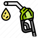 can, doping, ecology, fuel, green icon