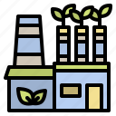 ecology, greenfactory, factory, green