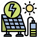 ecology, solarcell, solar, cell, power, energy