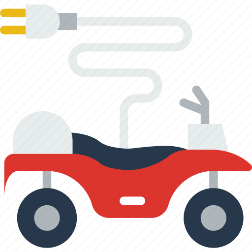 ecology, electric, green, planet, pollution, vehicle icon