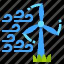 energy, mill, power, wind