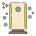 air, air purification, air purifier, purification icon