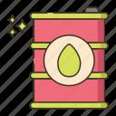 barrel, drum, oil, oil barrel, oil drum