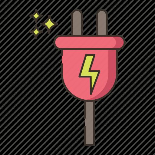 plug, power, power plug, switch icon