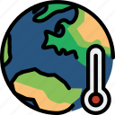 ecology, enviorment, global, nature, warming icon