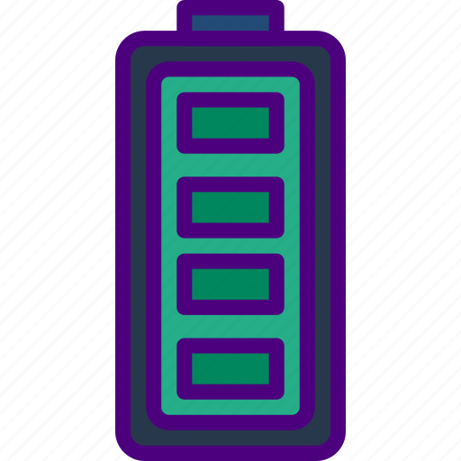 battery, ecology, green, nature, planet, pollution, recycle icon