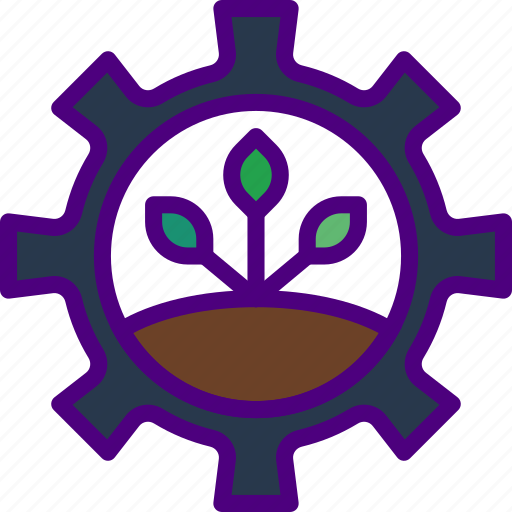 ecology, green, nature, planet, pollution, soil icon
