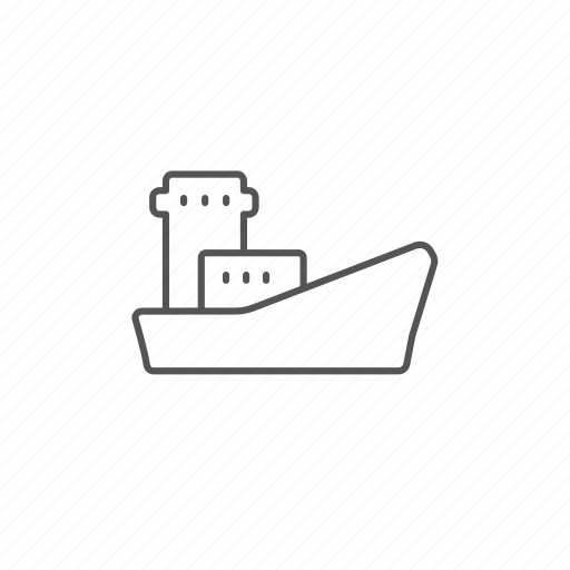cargo, container, export, market, ship, shipping, warehouse icon