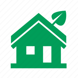building, construction, eco, ecology, green, home, house, nature, sheet icon