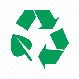 eco, ecology, environment, green, recycle, sheet, utilization icon