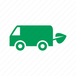 eco, ecology, sheet, transport icon