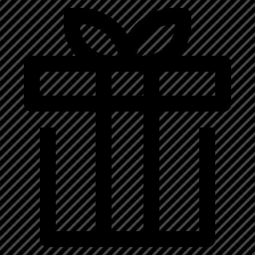 ecommerce, gift, shop icon