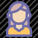 business, human, person, profile, user