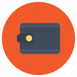 ecommerce, money, pay, secure, wallet icon