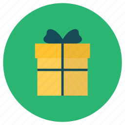 ecommerce, gift, present, shopping icon