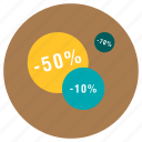 discounts, ecommerce, sale, shopping icon