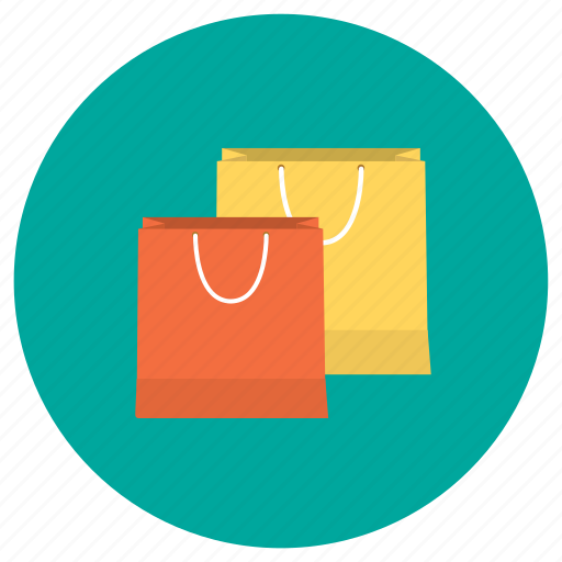 bags, ecommerce, online, shop, shopping icon