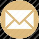 envelope, letter, mail, message, sms