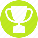 award, cup, solution, trophy, winner, won icon
