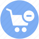 cart, delete, e-commerce, remove, remove cart, shopping