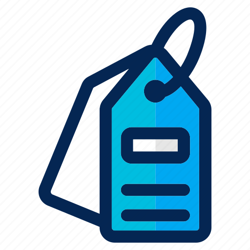 business, ecommerce, hang tag, online, sale, shop, shopping icon