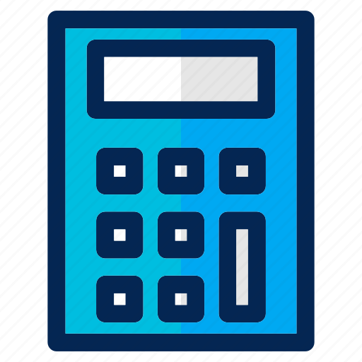 bank, business, calculator, dollar, ecommerce, money, payment icon