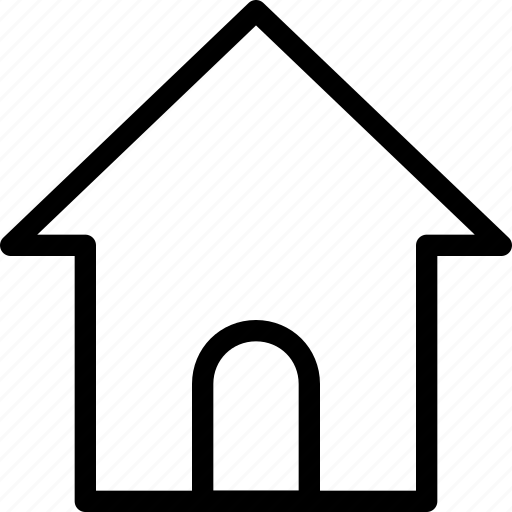building, estate, home, house, page, set icon