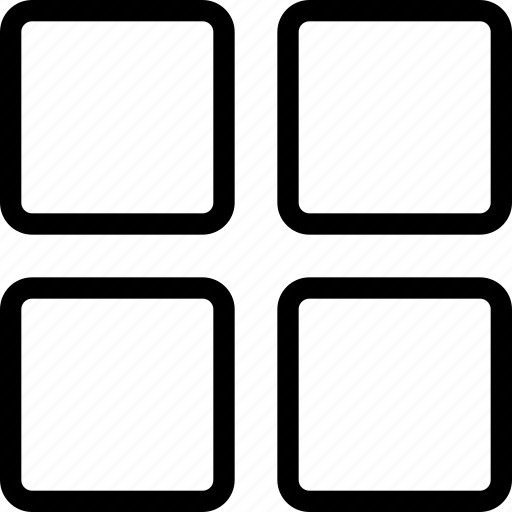 arrange, group, interface, thumbnail, ui, ux, view icon