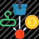 e-business, ebusiness, ecommerce, electronic business, electronic commerce, electronic trade icon
