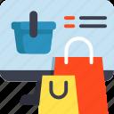 boutique, emporium, hypermarket, market, mart, shopping, store icon