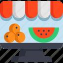 boutique, emporium, outlet, shop, shopping, store, supermarket icon