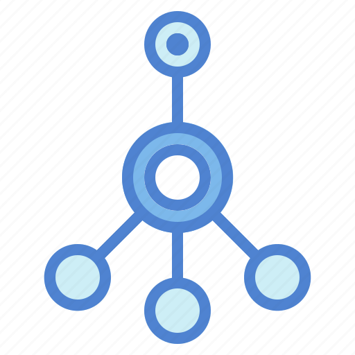 Circles, connector, media, network, networking, share, social icon - Download on Iconfinder