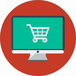 ecommerce, online, online shopping, online store, shopping icon