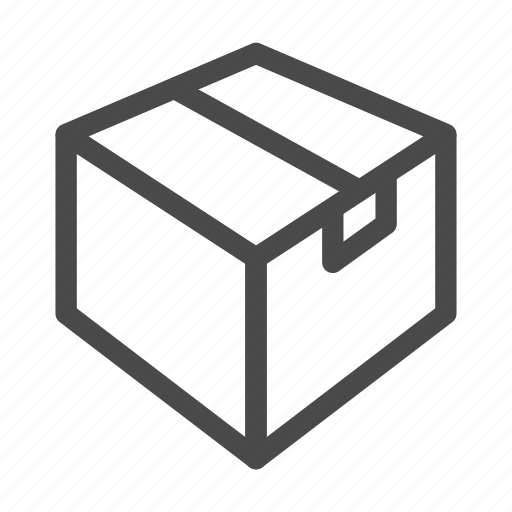 Box, delivery, logistic, package, parcel icon - Download on Iconfinder