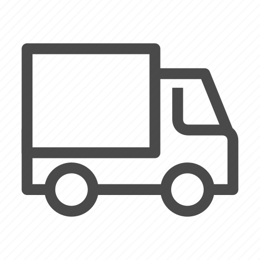 Delivery, logistic, shipping, truck icon - Download on Iconfinder