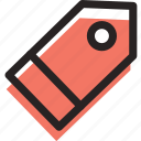 category, price, pricing, tag icon