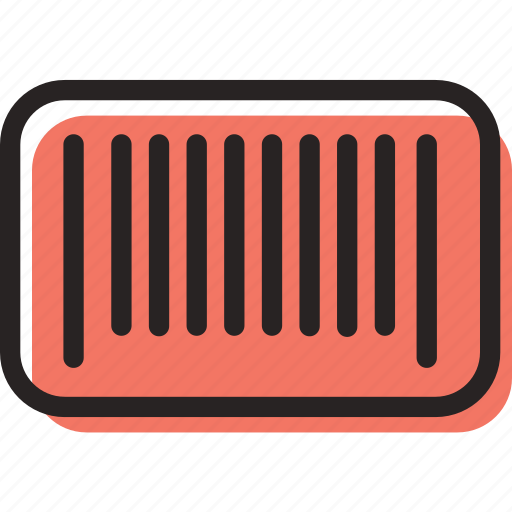 barcode, code, numbers, pay, shopping icon