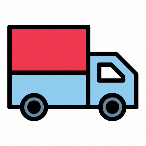 Box, car, delivery, ecommerce, shipping, shop, transportation icon - Download on Iconfinder