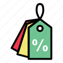 discount, ecommerce, price, price tag, sale, shop, tag icon