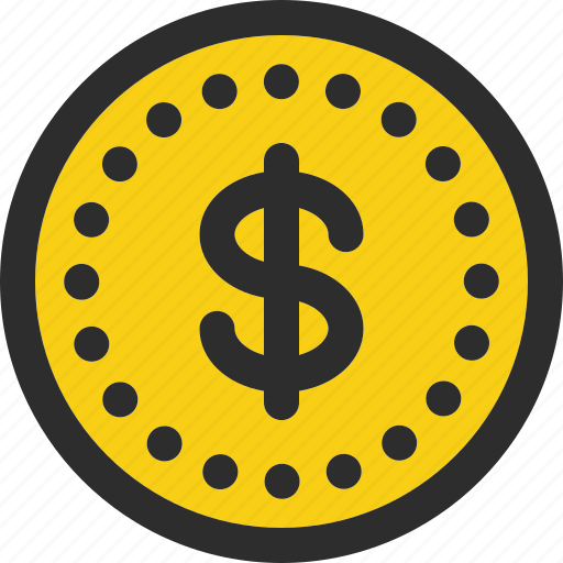 coin, currency, finance, money, price, shopping icon