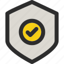 protection, safe, secure, security, shop, store icon