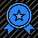 award, badge, commerce, ecommerce, medal, prize, reward icon