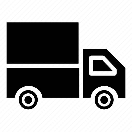 box, car, delivery, ecommerce, pickup, send, shop icon